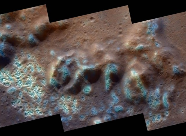 Unusual Hollows discovered on Planet Mercury from MESSENGER spacecraft