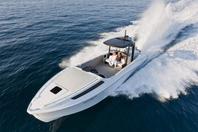 Wider 42 the expandable yacht by Wider Yachts (3)