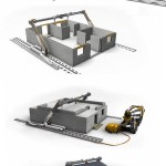 3D Print your own house (video)