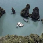 Archipelago floating cinema