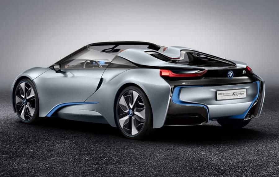 Bmw I8 Spyder Videos Wordlesstech