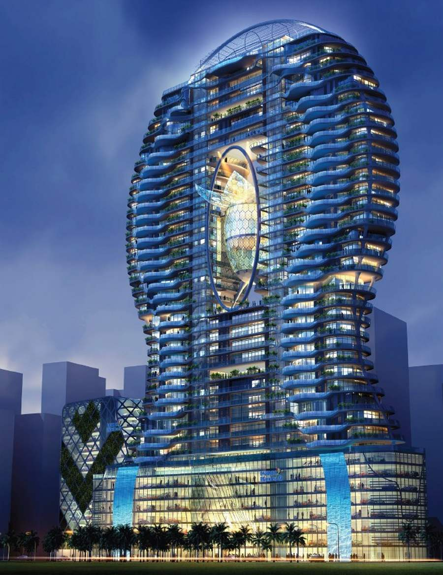 Bandra Ohm residential tower (6)