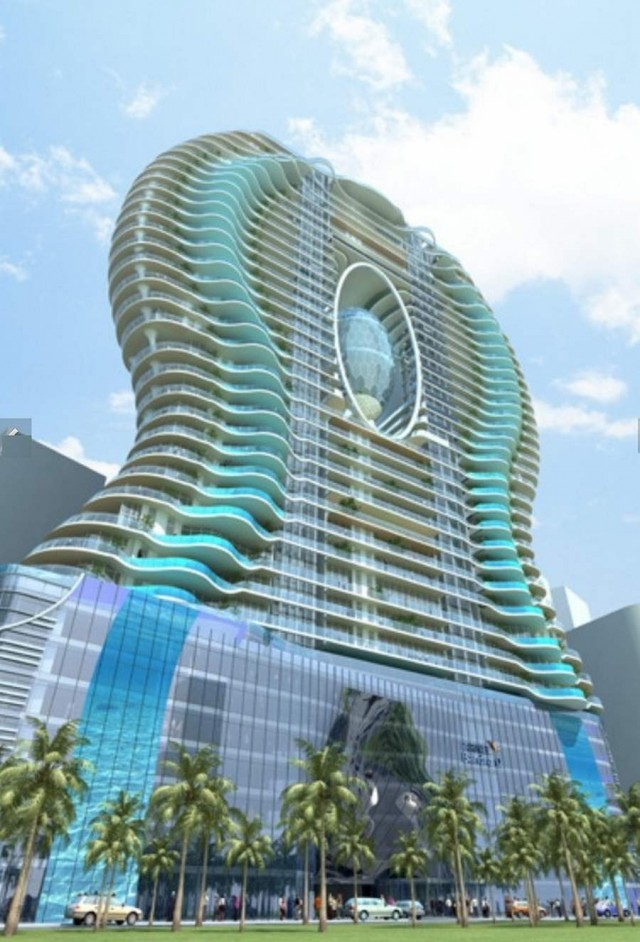 Bandra Ohm residential tower (2)