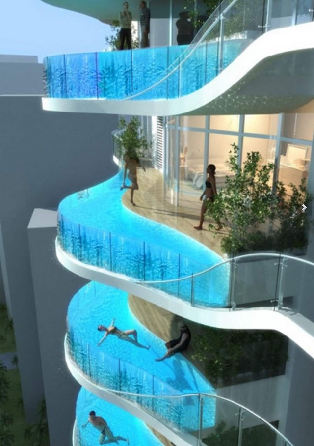 Bandra Ohm residential tower (1)