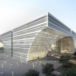 Changzhou Culture Center by GMP Architekten