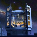Construction bigins on Giant Magellan Telescope