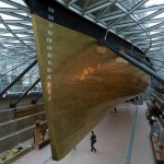 Cutty Sark restoration by Grimshaw