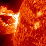 Impressive Solar Eruption on April 16