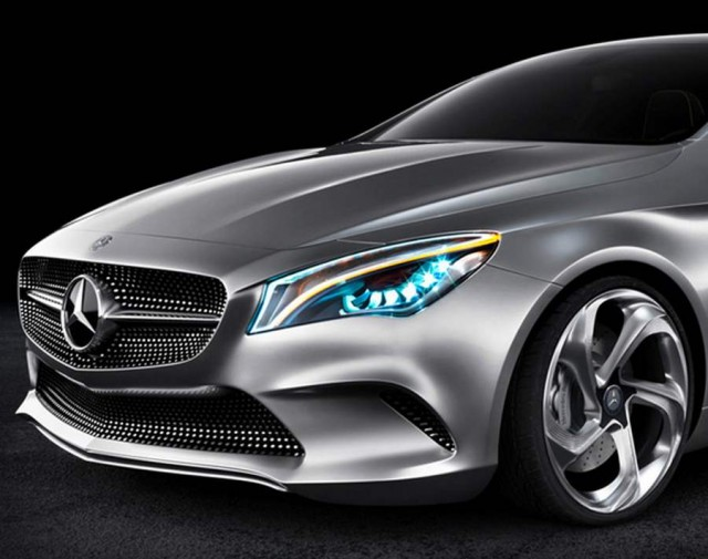 Mercedes-Benz Concept Style Coupe (1)