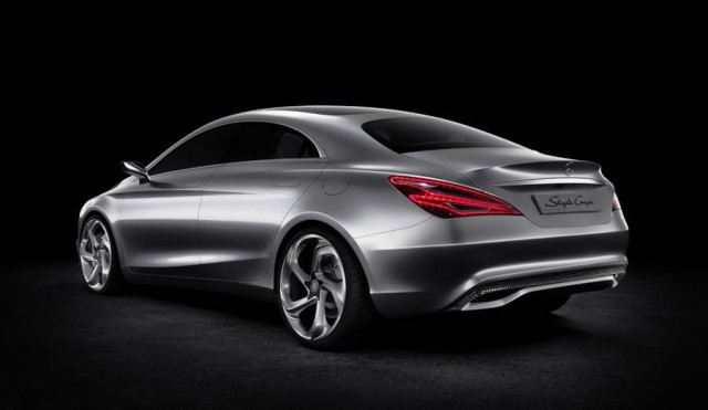 Mercedes-Benz Concept Style Coupe (4)