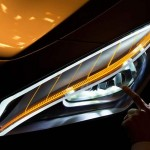 Mercedes-Benz Style Coupe Kinetic Lights (video)