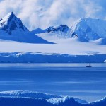 Morning Light Along Antarctica's Gerlache Strait
