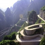 Most dangerous road in China