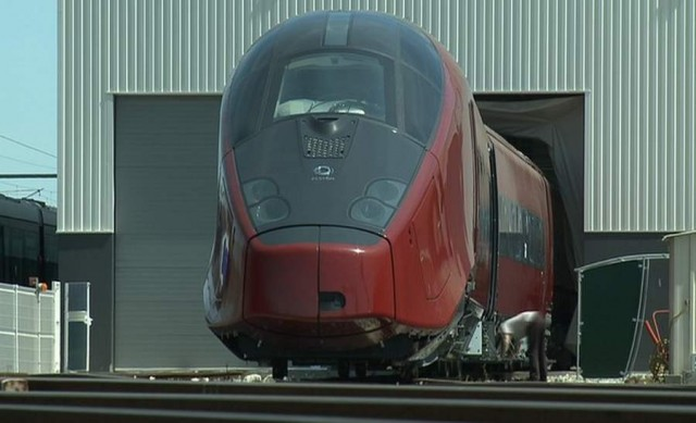 NTV Italo high speed train (7)