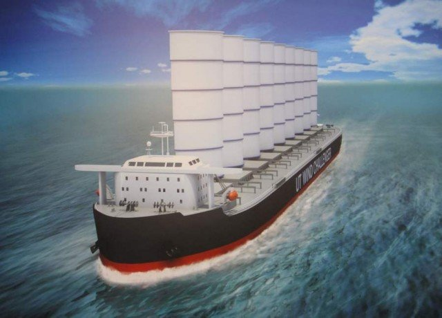 The results indicate that hybrid ships could reduce annual fuel ...