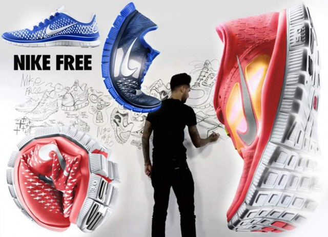 Nike Free running shoes 2012 (7)