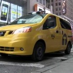 Nissan NV200 Taxi of Tomorrow (updated)