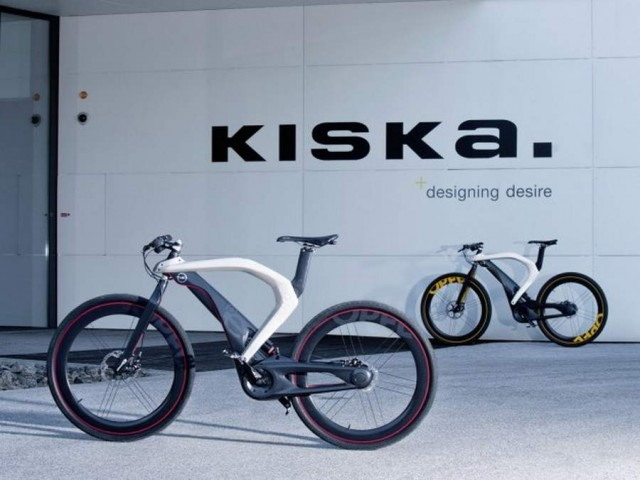 Opel RAD e bike by Kiska