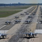 Seventy fighters ready for take off