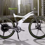 Smart electric bike (video)