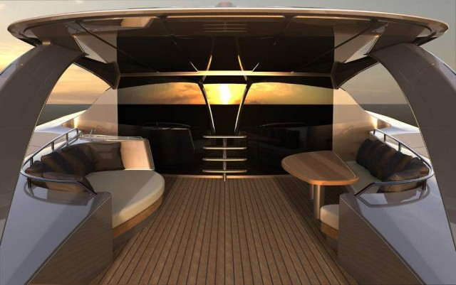 Superyacht Adastra has been unveiled by McConaghy boats (1)