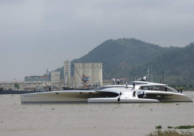 Superyacht Adastra has been unveiled by McConaghy boats (9)