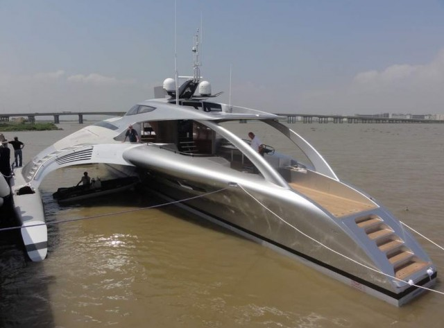 Superyacht Adastra has been unveiled by McConaghy boats (6)