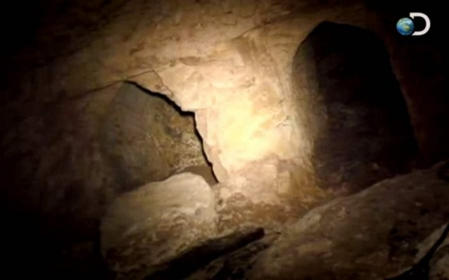 The Resurrection Tomb Mystery