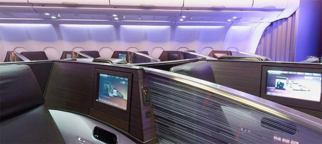 Virgin Atlantic Upper Class (4)