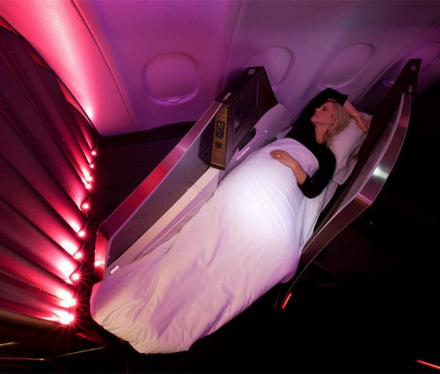 Virgin Atlantic Upper Class (3)