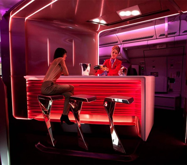 Virgin Atlantic Upper Class (2)