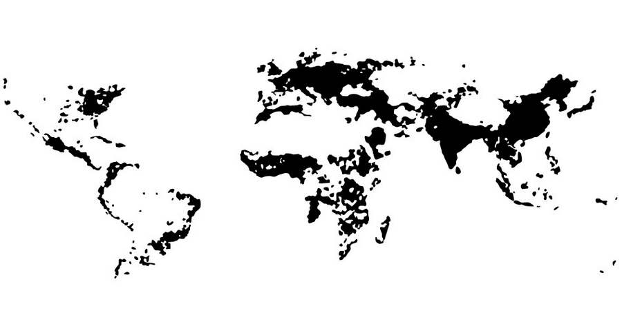 World's Population density interactive (1)