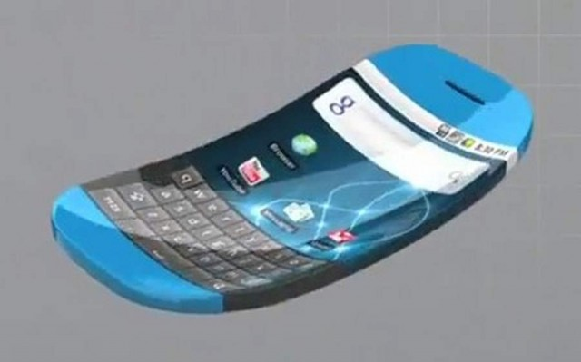 XSense bendable touch screen by Atmel (1)