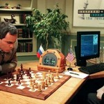 15 years ago the Computer beat the world Chess champion...