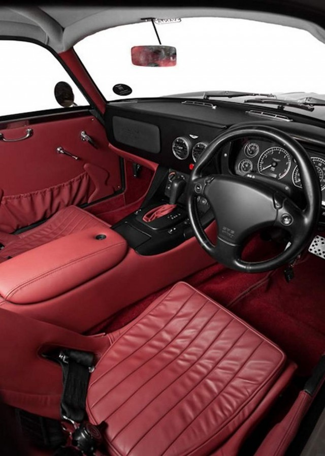 Aston Martin DB7 conversion (2)