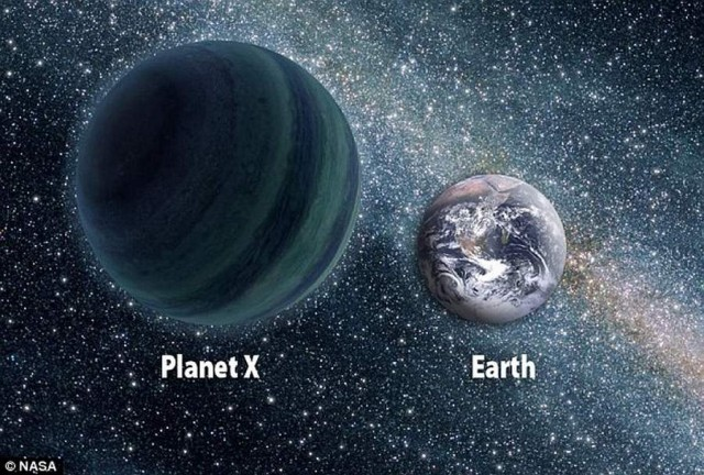 Astronomer insists there is a Planet X