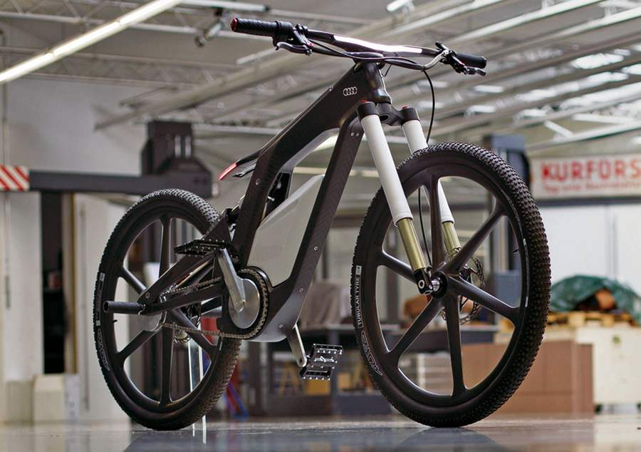 audi e bike electric - photo #4