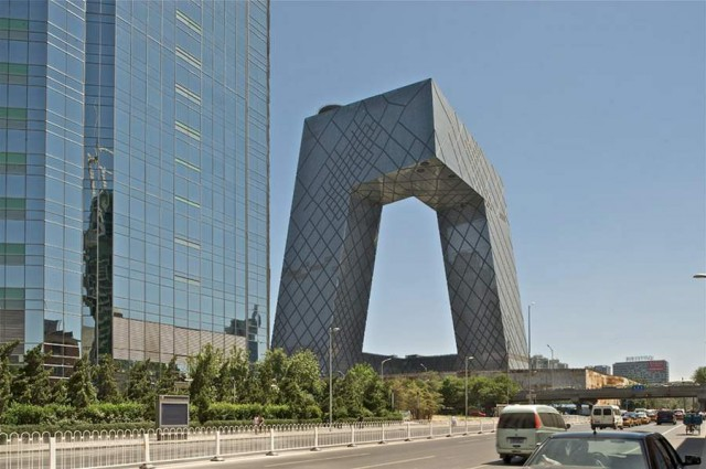 CCTV Headquarters by OMA (5)
