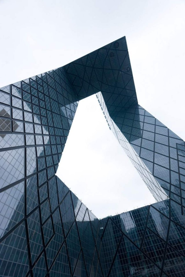 CCTV Headquarters by OMA (2)