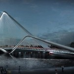 Cable Bridge for Shizimen by 10 Design