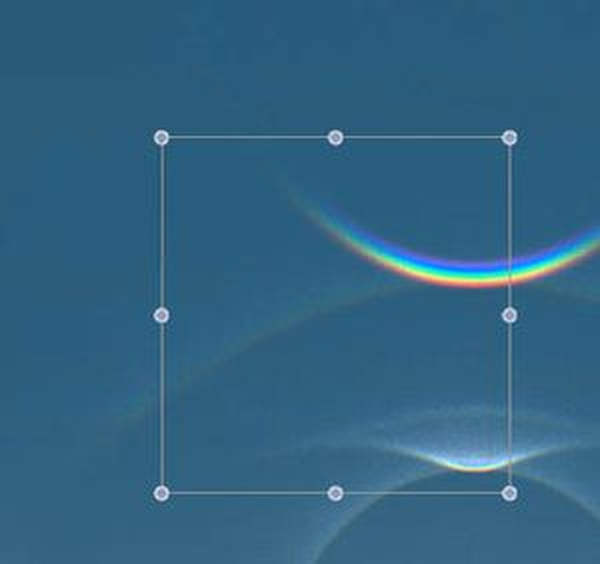 Circumzenithal Arc over Florida Panhandle