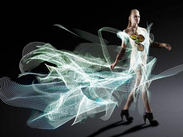 Light Painted Dresses by Atton Conrad (7)
