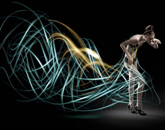 Light Painted Dresses by Atton Conrad (6)