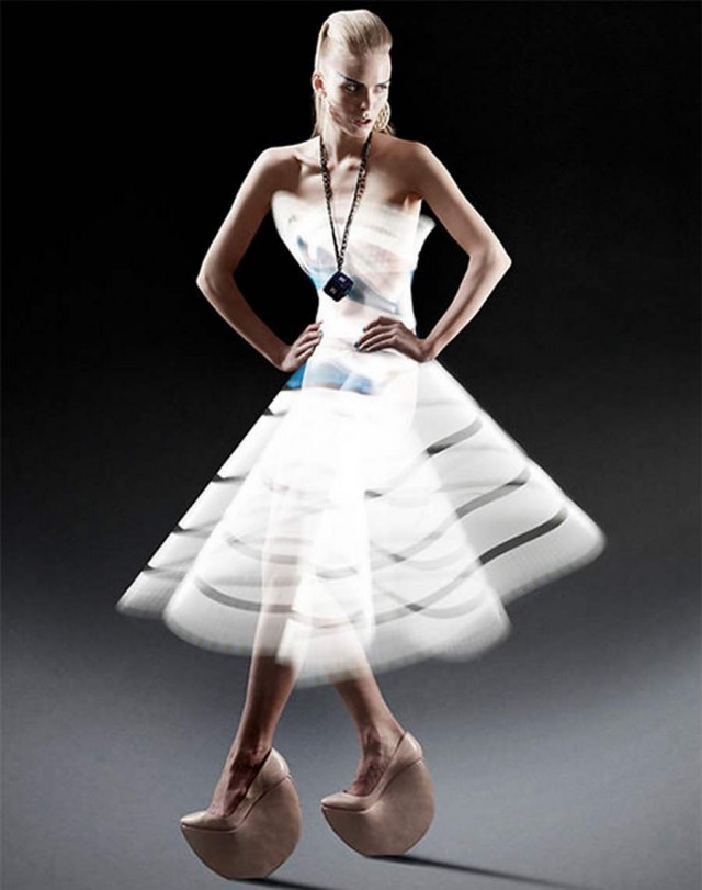 Light Painted Dresses by Atton Conrad (2)