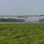 First sun-powered transcontinental flight attempt
