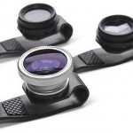Gizmon Clip-on lenses for iPhone