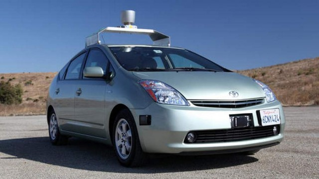 Google s self-driving cars approved in Nevada
