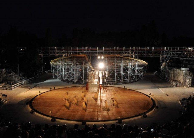 Greek Theatre in Syracuse by OMA (2)