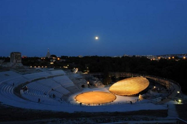 Greek Theatre in Syracuse by OMA (1)