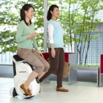Honda UNI-CUB Personal Mobility Device (video)